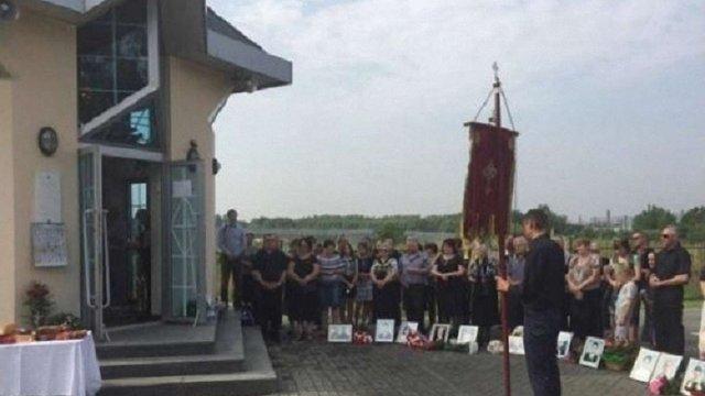 Родичам загиблих в авіакатастрофі на Скнилові виплатять одноразову матеріальну допомогу