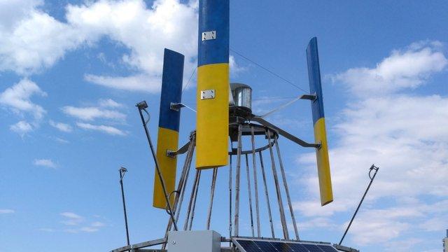 Українські вчені розробили гібридну енергетичну установку