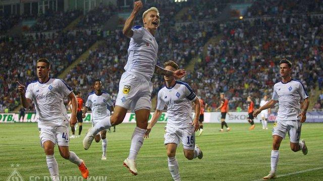 «Динамо», «Зоря» та «Маріуполь» дізналися імена суперників у єврокубках