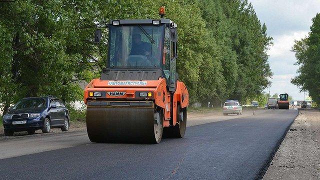 Вартість ремонту дороги Нижанковичі-Стрий за півроку зросла майже на 40%