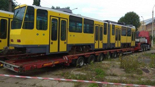 У вересні на маршрути у Львові виїдуть перші вживані німецькі трамваї