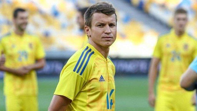 Винниківський «Рух» запропонував контракт капітану збірної України Ротаню