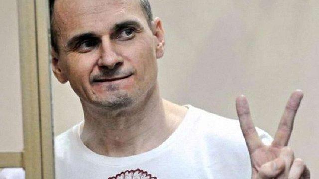 Європейський суд з прав людини запропонував Сенцову припинити голодування