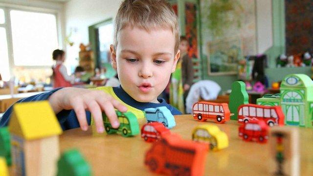 У львівських дитсадках з'явилося понад 900 вільних місць