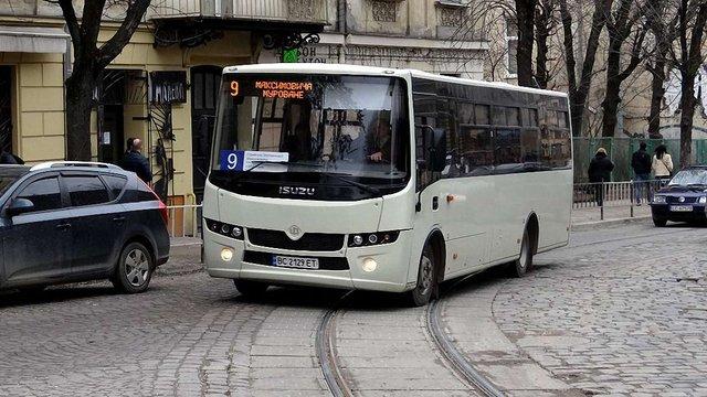 Львівська мерія затвердила правила конкурсу на найкраще брендування громадського транспорту