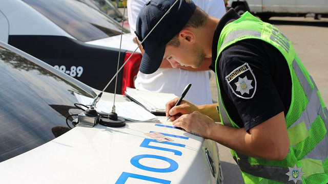 З початку тижня поліція виявила більш ніж 2 тис. порушень пасажирських перевезень