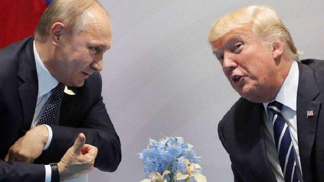 Трамп готовий приїхати до Москви на запрошення Путіна, – Білий дім