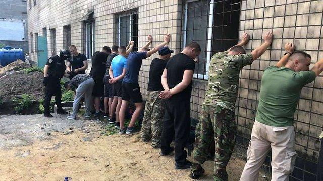 Озброєні зловмисники спробували захопити підприємство в Одесі