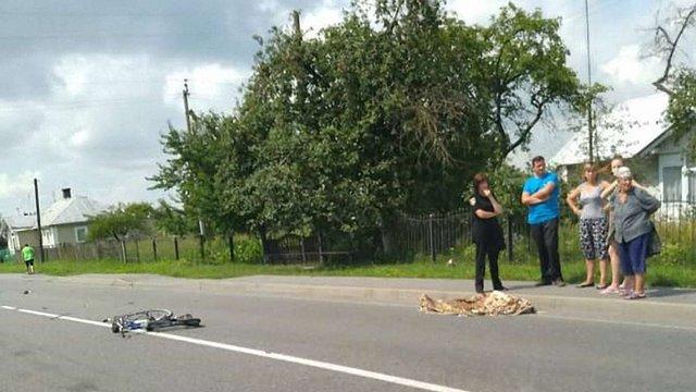 Нетверезий депутат Сокальської міськради збив на смерть 72-річну велосипедистку