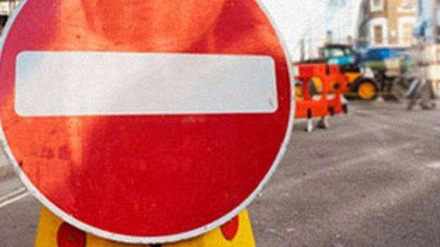 Упродовж трьох днів на кілька годин перекриватимуть рух на вул. Луганській у Львові