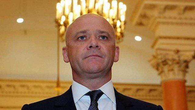 Суд зобов'язав СБУ відкрити проти мера Одеси кримінальну справу про держзраду