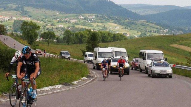 Зі Львова стартує карпатський веломарафон, учасники якого подолають 1200 км за 90 годин