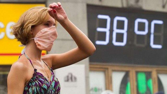Температура повітря в серпні буде на два градуси вищою, ніж у попередні роки