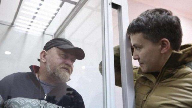 ГПУ завершила слідство у справі про держзраду Савченко і Рубана