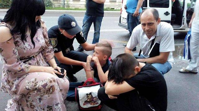 Розшукати 6-річного хлопчика допомогла небайдужа львів'янка