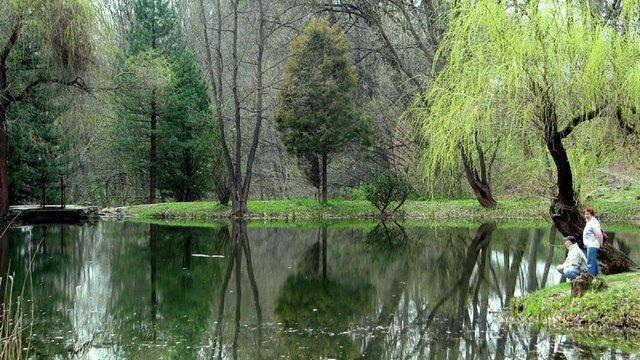 Став у  львівському ботанічному саду реконструюють майже за ₴2 млн