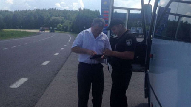 За десять днів поліція виявила на Львівщині 37 несправних маршруток
