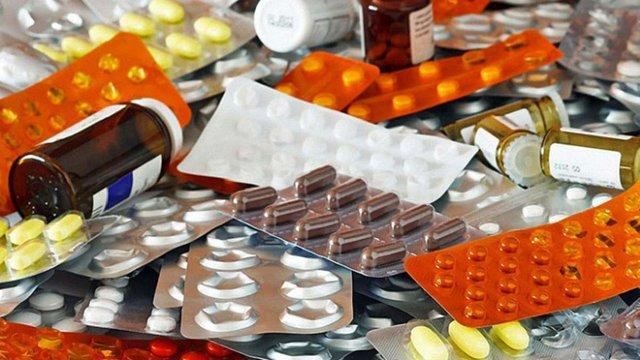 Чотири українські фармкомпанії оштрафували за узгоджене завищення цін на ліки
