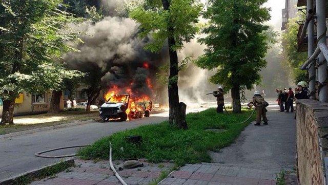Депутата міськради намагалися підірвати в автомобілі на Дніпропетровщині