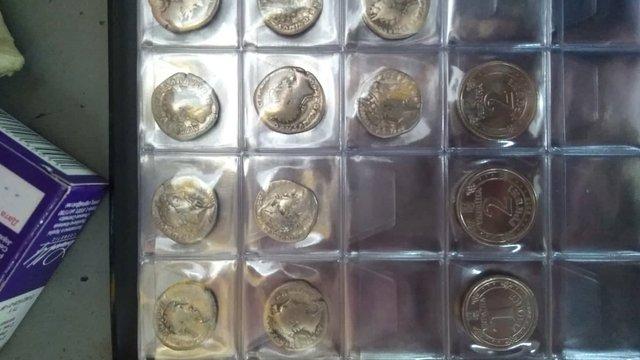 З України намагалися вивезти цінні монети часів Римської Імперії