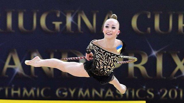 Львів'янка Христина Погранична представлятиме Україну на Юнацькій Олімпіаді в Аргентині