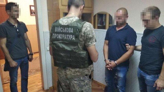 На Кіровоградщині затримали солдата, який після анексії Криму перейшов до армії РФ