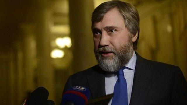 Вадим Новинський показав рішення ДМС про його українське громадянство