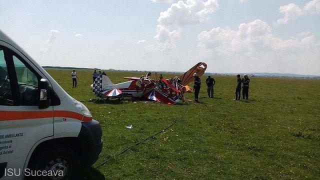 У Румунії під час польоту зіткнулися два літаки, один пілот загинув