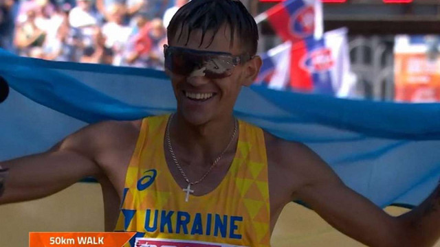 Українець виборов золоту медаль на чемпіонаті Європи з легкої атлетики