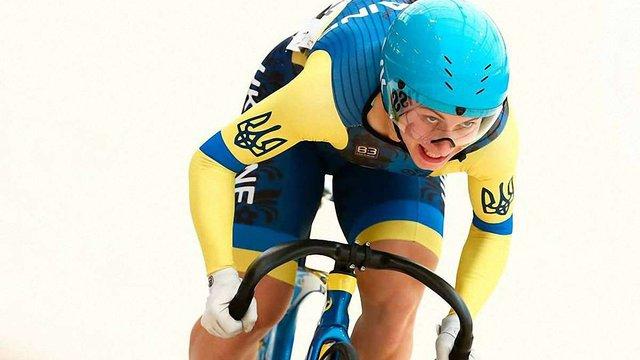 Львівська велогонщиця здобула срібну медаль на чемпіонаті Європи