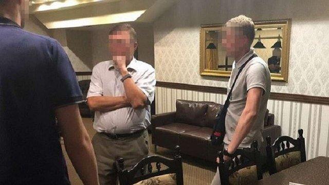 У Івано-Франківську на хабарі у €5 тис. затримали суддю Господарського суду