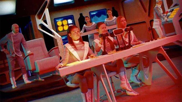 Львівські стоматологи зняли про себе рекламний ролик в стилістиці серіалу «Star Trek»