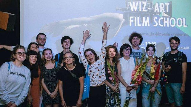 У Львові відбулась презентація Wiz-Art Film School