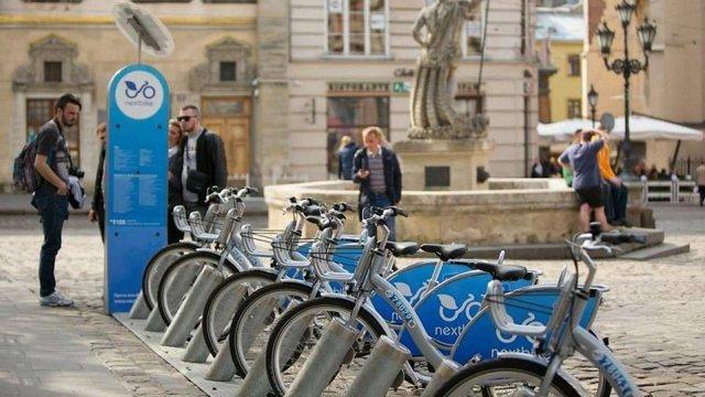 Nextbike пообіцяв винагороди за повідомлення про нищення прокатних велосипедів