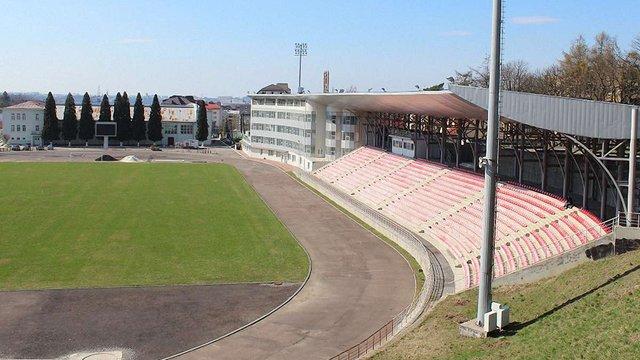 Стадіон Львівського університету фізкультури реконструюють за ₴13 млн