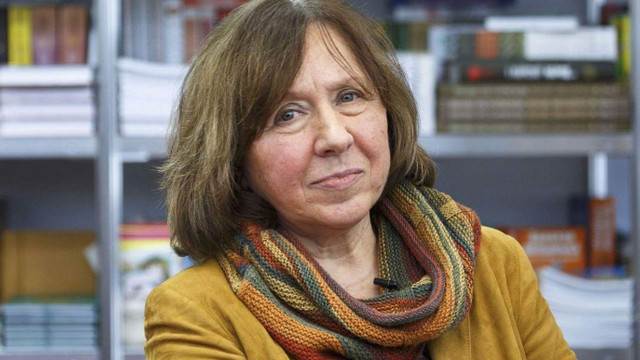 Лауреатка Нобелівської премії з літератури Світлана Алексієвич потрапила в базу «Миротворця»