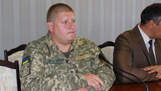 У Львові представили нового військового прокурора Західного регіону