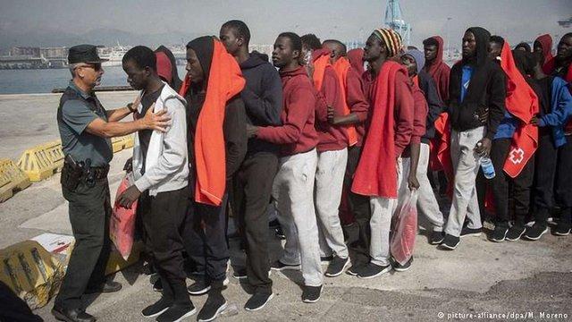 Німеччина та Іспанія уклали угоду щодо повернення мігрантів