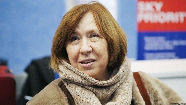 Нобелівська лауреатка Світлана Алексієвич скасувала виступ в Одесі через погрози