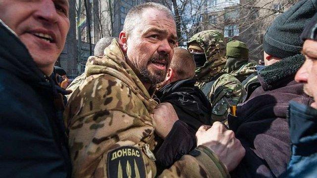 Вбивство екс-добровольця «Сармата» у Бердянську є замовним, – Аброськін