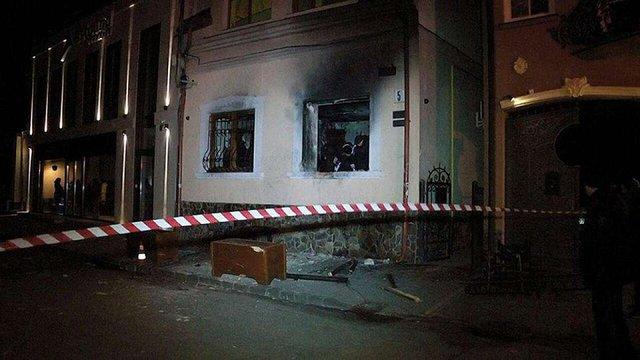 Правоохоронці заарештували організатора підриву офісу Товариства угорської культури в Ужгороді