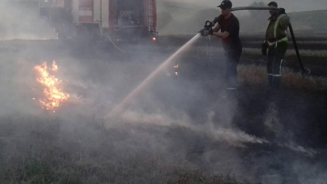Рятувальники попереджають про високу пожежну небезпеку на Львівщині
