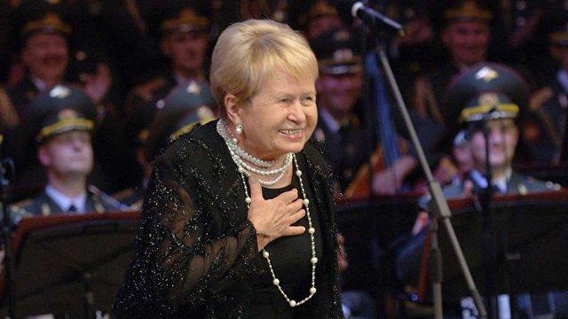 88-річну радянську композиторку Олександру Пахмутову внесли до бази «Миротворця»