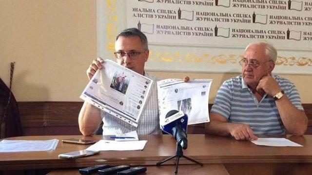 Головний редактор Leopolis.news звинуватив львівську поліцію у бездіяльності