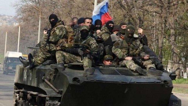 РФ відправила на Донбас понад 2 тис. військових для виконання бойових завдань