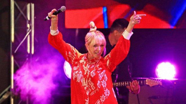Лайма Вайкуле заявила про відмову від концертів в окупованому Криму
