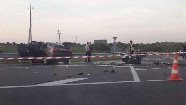 На трасі Київ-Чоп біля Олеська розбився 26-річний мотоцикліст