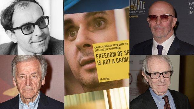 120 всесвітньовідомих діячів культури підписали лист із вимогою звільнити Сенцова