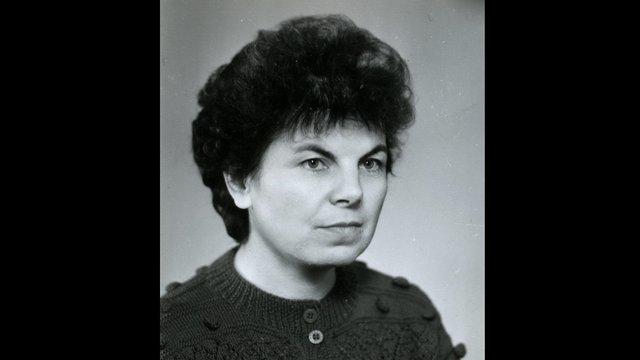 Пам'яті Стефанії Андрусів