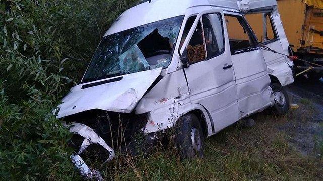 У ДТП на Сколівщині загинув львівський священик УПЦ (КП)
